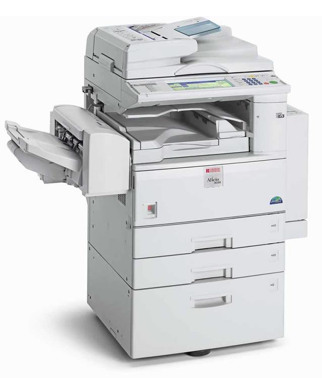 Aficio MP5000